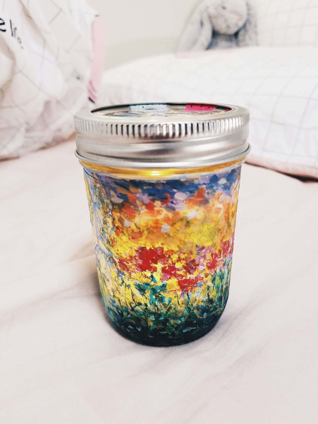 Painted Jar (2018)